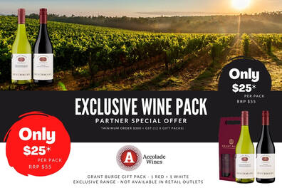 Accolade Wines (12 x Twin Packs) - Exclusive Offer
