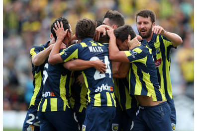 VIP Experience at a Central Coast Mariners FC home game