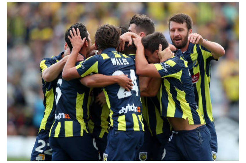 VIP Experience at a Central Coast Mariners FC home game0