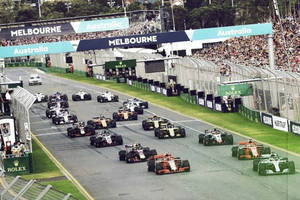 FORMULA 1 AUSTRALIAN GRAND PRIX 2020 TRADIES & LADIES EXPERIENCE0