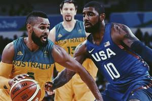 Boomers V USA Basketball - Marvel Stadium Melbourne - Premier Suite2