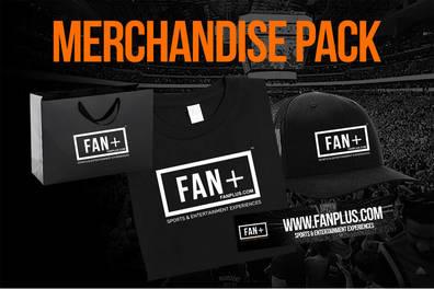 Fan+ Merchandise Pack