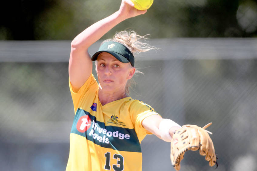PITCHING CLINIC: SOFTBALL AUSTRALIA EXPERIENCE0