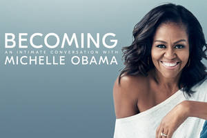 Michelle Obama Meet & Greet Experience In Canada0