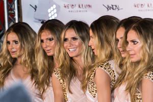 Heidi Klum Halloween Party Experience in NEW YORK0