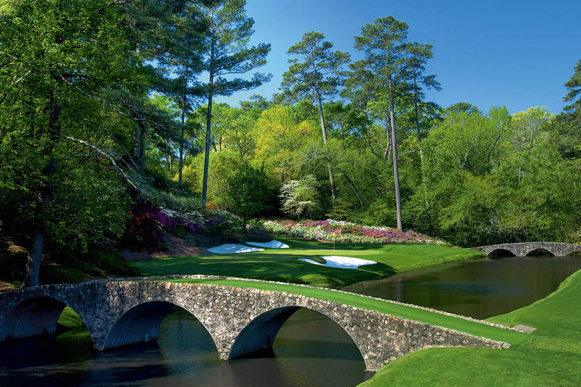 2020 Masters Tournament Opening Round Experience0