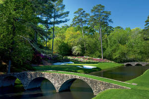 2020 Masters Tournament Full Week Experience0