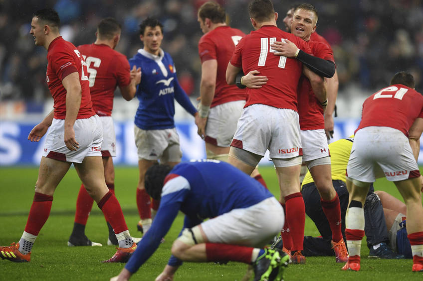WALES RUGBY 2020 MATCHES - ENQUIRE NOW!2