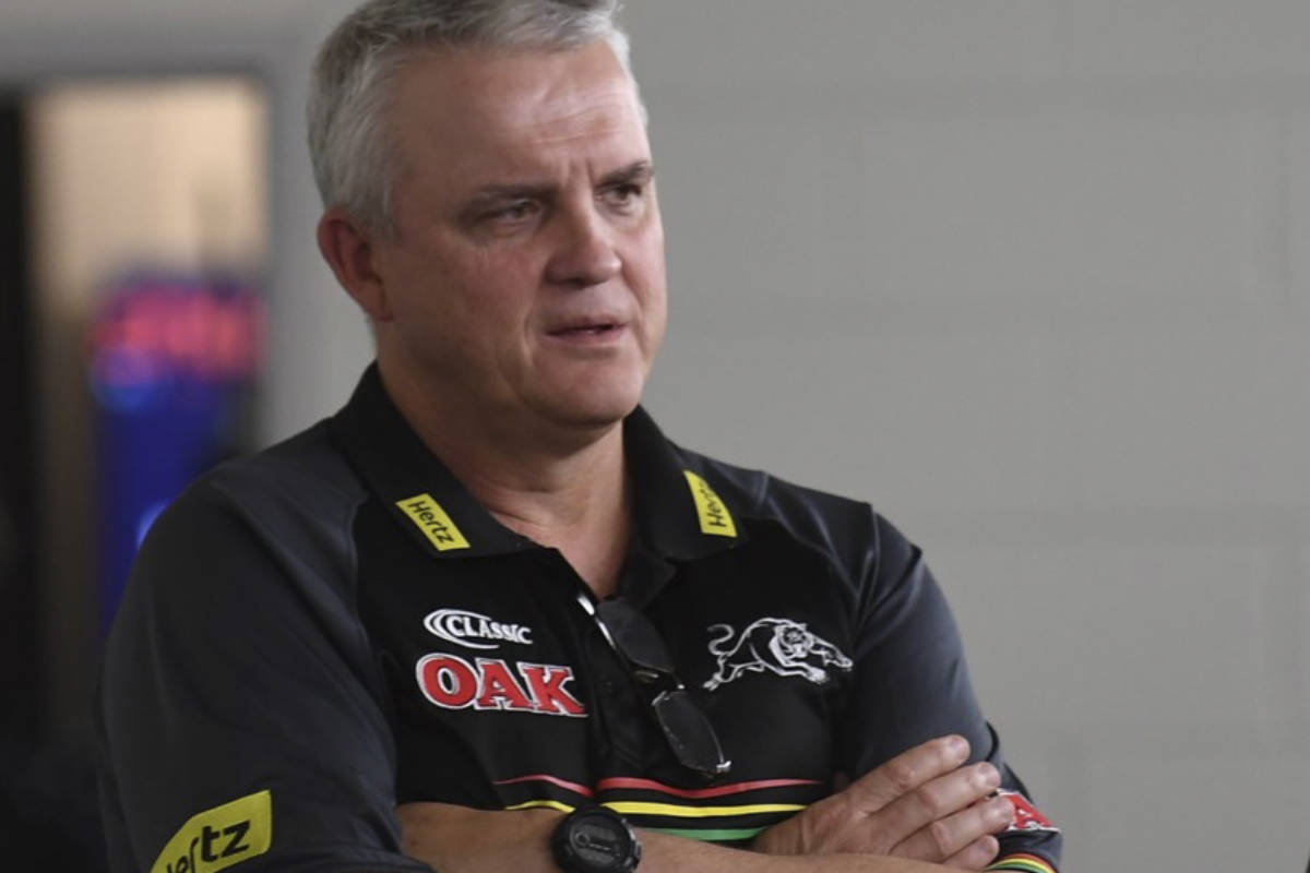 Boardroom breakfast or lunch with Rugby League Coach Anthony Griffin